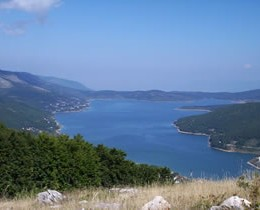 Het Nationale park Mavrovo
